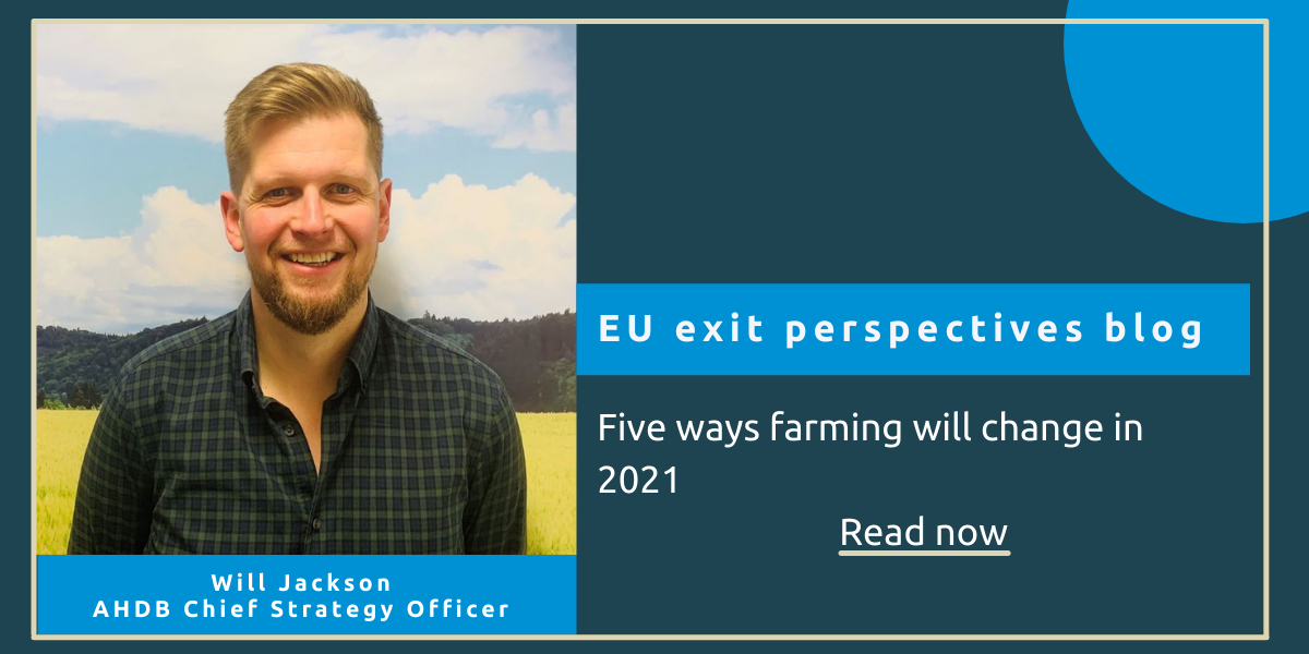 Read the EU Exit perspectives blog