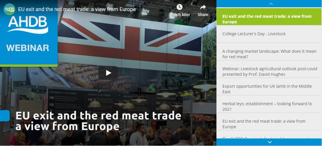 Visit the beef and lamb events archive page