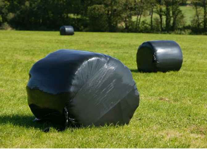 Top 10 tips to optimise big bale silage quality