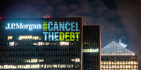 Cancel the debt