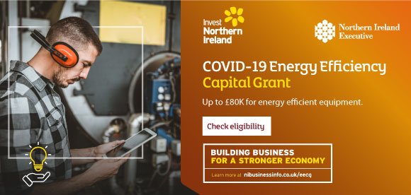 COVID-19 Energy Efficiency Capital Grant