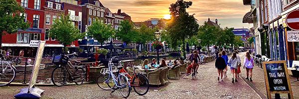 Nieuwe Rijn, June 2021