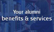 Alumni Benefits & Services
