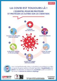 AFFICHE #protegetoncollègue
